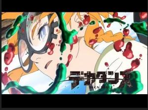 Deca-Dence un anime con potencial.