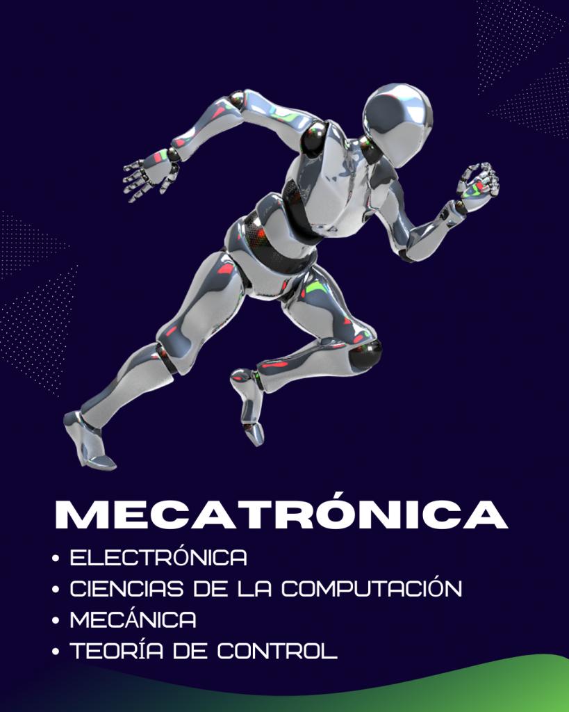 Mecatrónica.
